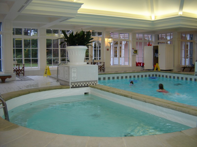 Les piscines des h tels disney gazette for Piscine new york