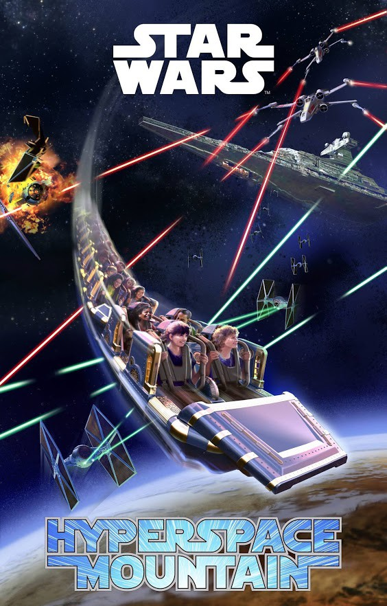 HYPERSPACE MOUNTAIN: Rebel Mission - Discoveryland - Pagina 41 113721