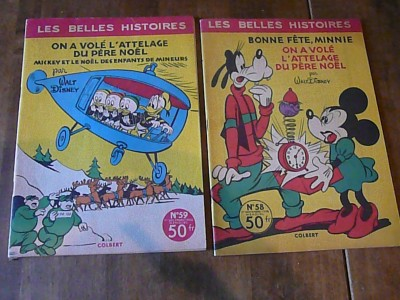 Disney Rétro Collection & articles rares Petit_12471