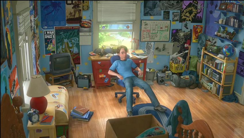 Toys Grown Up Bedroom : Concours toy story les gagnants