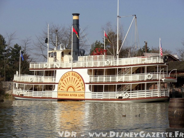 """Le """"Molly Brown Riverboat"""" Petit_48795"""
